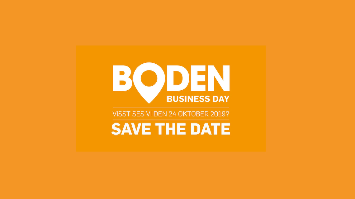 Boden Business Day